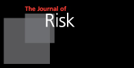 Download the Journal of Risk iPad app