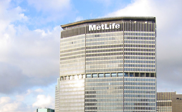 MetLife building in New York