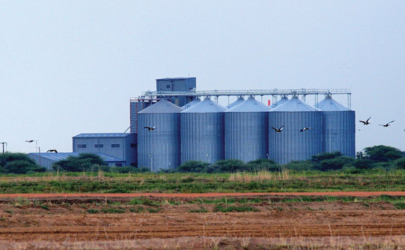 Commodity Silo