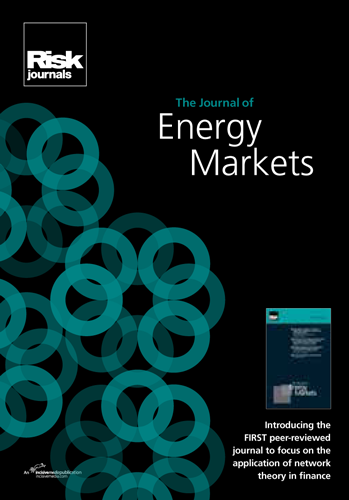 Journal of Energy Markets
