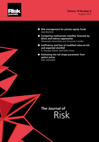 Journal of Risk