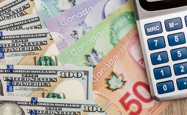 USD-CAD-cross currency