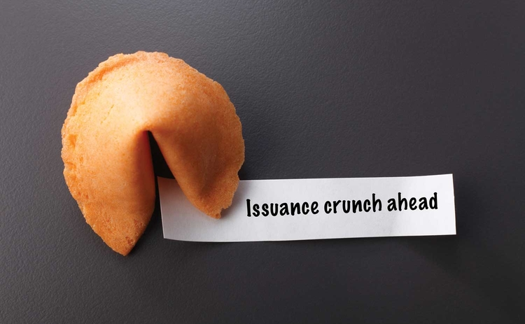 issuance crunch