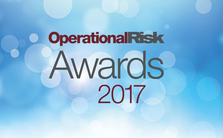 OpRisk Awards 2017 logo