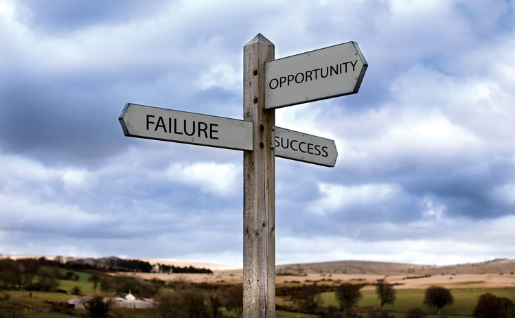 Failure, success and opportunity