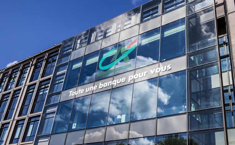 Credit Agricole headquarters