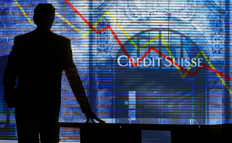 Credit Suisse losses
