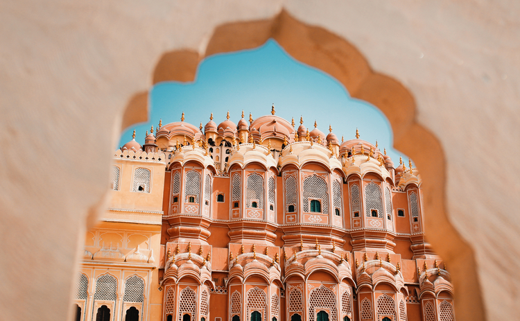 Hawa Mahal or Palace of Winds - Jaipur - India - Getty.jpg