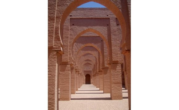 morocco-tin-mal-mosque-arches-diminishing-perspective
