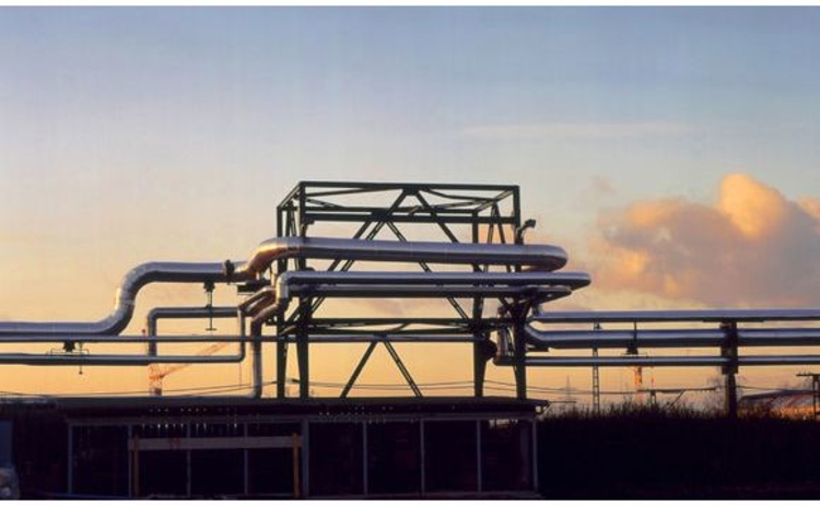oil-pipeline-junction-against-dawn-sky