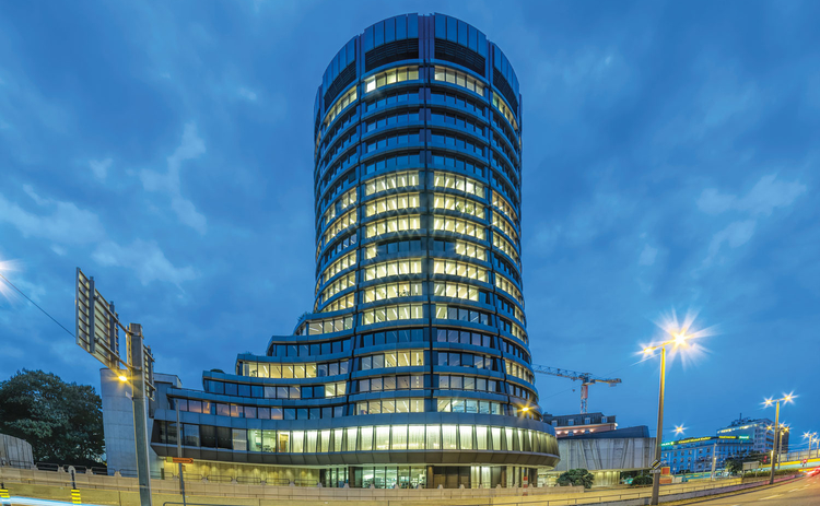 The Bank for International Settlements, Basel