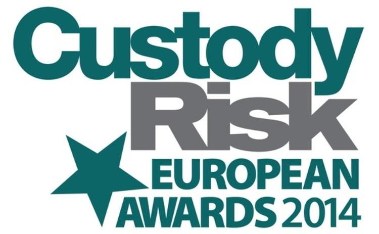 Custody Risk European awards 2014 logo