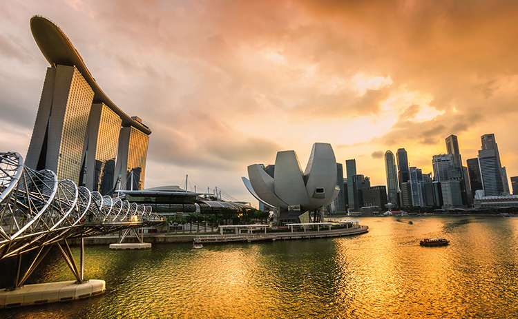 singapore-city-sunset