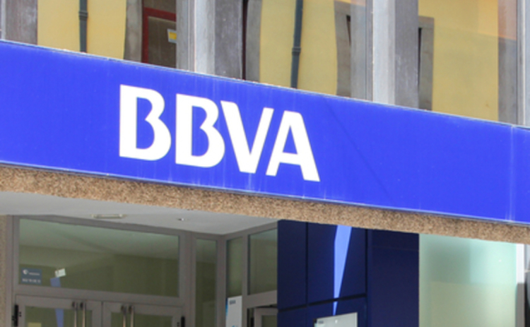 image of a bbva branch in Spain