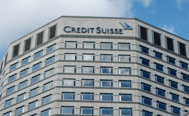 Credit Suisse in London