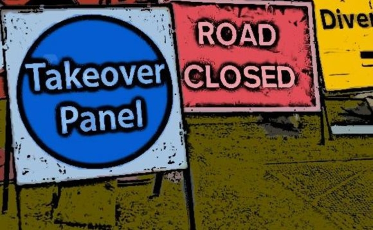 New takeover rules present a roadblock