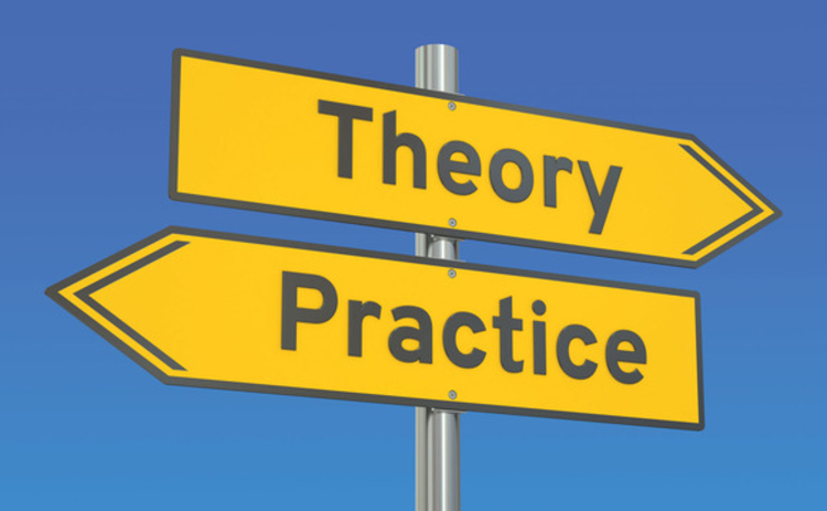 theory practice gap A review of graduate nurse transition programs in australia key words: new graduate nurse,  in order to bridge what was described as the theory-practice gap.