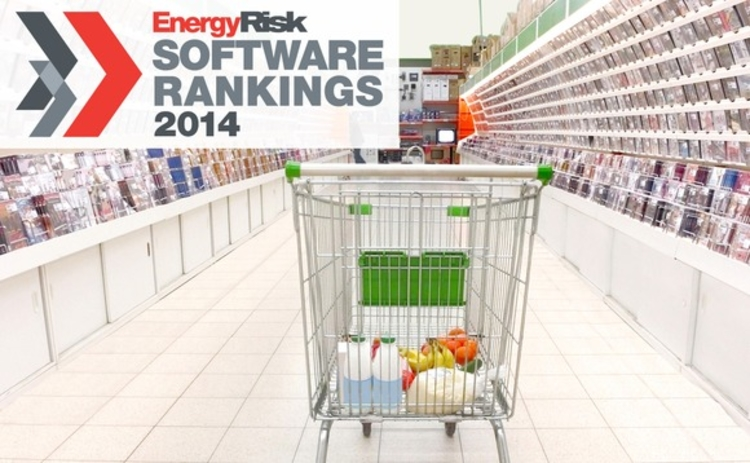 Energy Risk Software Rankings 2014