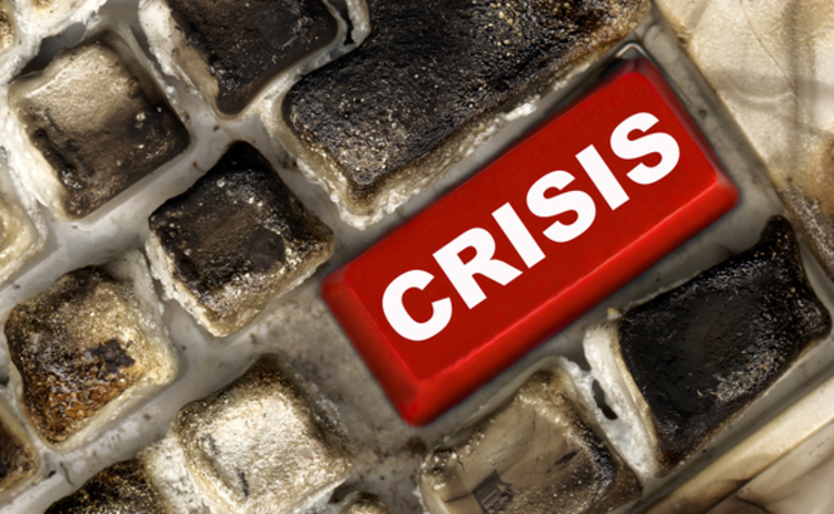 Technology crisis picture Shutterstock