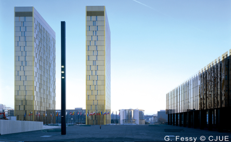 European Court of Justice-two-towers