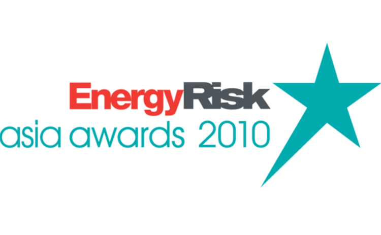 Energy Risk - 2010 Asia Awards