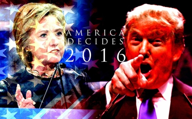 America Decides 2016 - The US Presidential Election