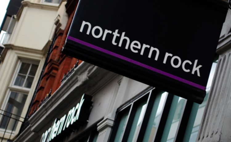 A branch of Northern Rock