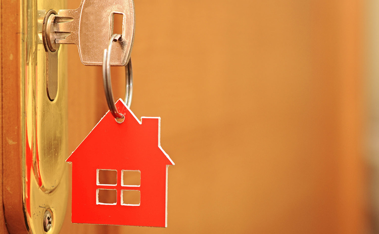 mortgage-key-in-lock