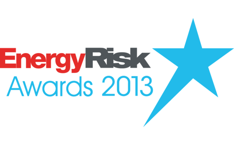 Energy Risk Awards 2013 - logo
