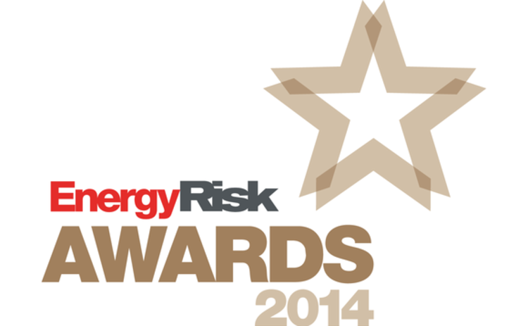 Energy Risk Awards 2014