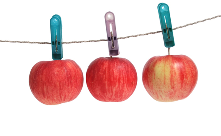 three-apples-on-a-line