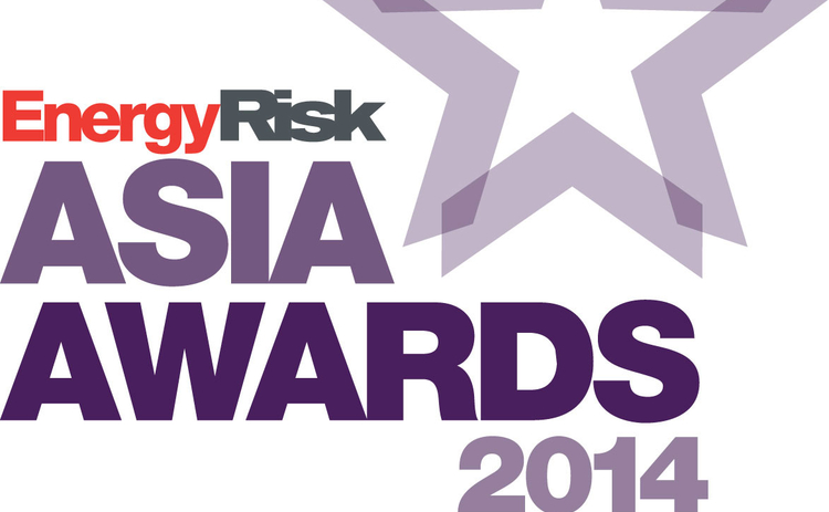 Energy Risk Asia Awards 2014