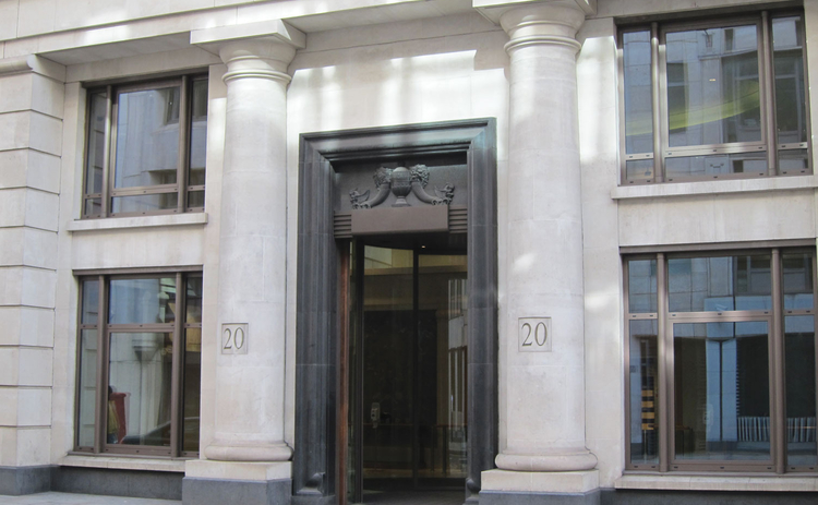 uk-prudential-regulation-authority-pra-building-london