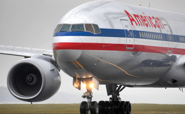 American Airlines - fuel hedging benefits in 2011