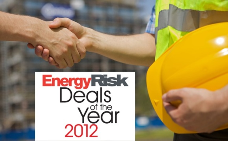 Energy Risk - Deals of the Year 2012