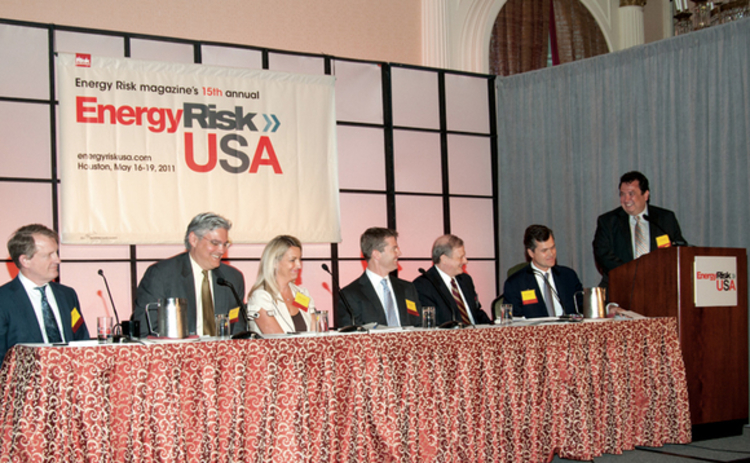Energy Risk USA - Dodd-Frank panel