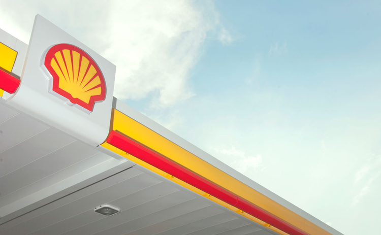 Shell retail site in US