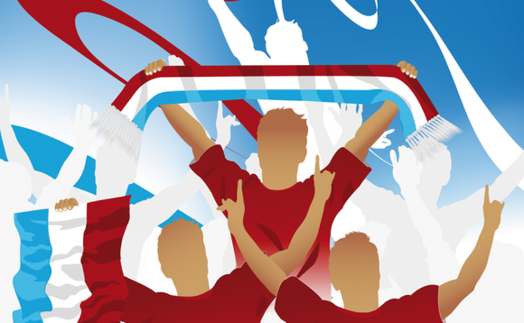 illustration-luxembourg-football-fans-cheering