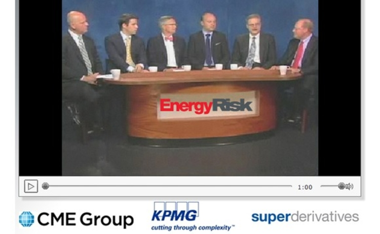Energy and Commodities OTC Clearing and Execution under Dodd-Frank Regulation roundtable