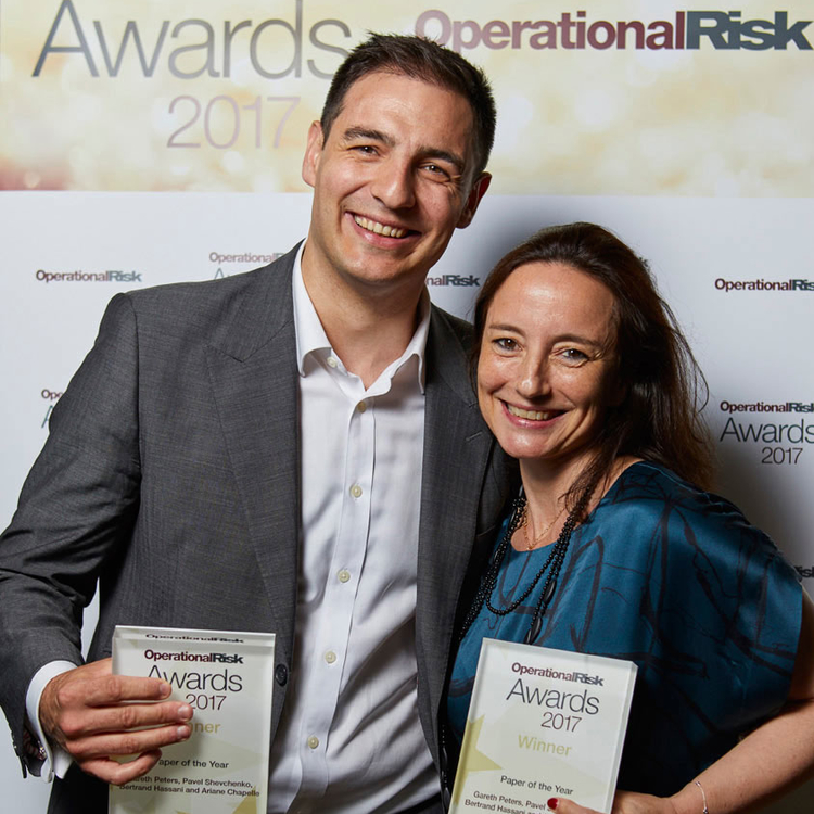 OpRisk Awards 2017